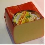 Сир Молоко Пошехонський 45% ваг