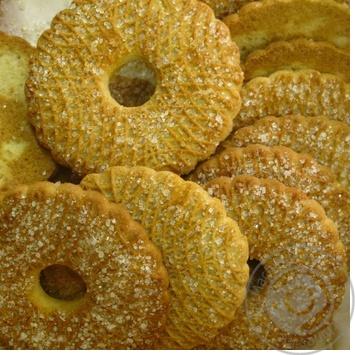 Печиво Деліція Мальвіна вершкове ваг