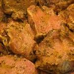 Стейк свинячий з корейки без кістки в маринаді