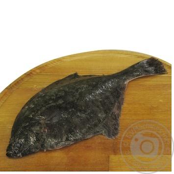 Камбала Плейс морская охлажденная 200-400г