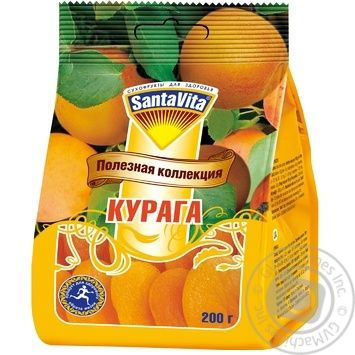 Dried fruits Santa vita dried 200g - buy, prices for MegaMarket - image 8