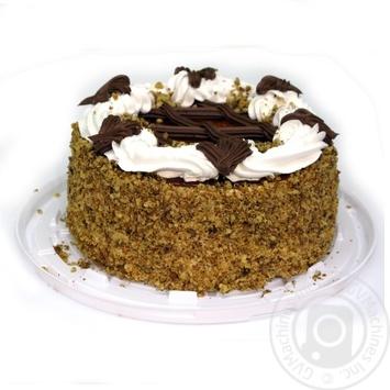 Торт Новус Крем-брюле