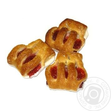 Bom-Bik Shalene With Strawberry Cookies - buy, prices for Novus - image 1