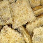 Cookies Bom-bik with sesame leaf