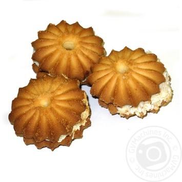 Печиво Лукас Орбіта кокос ваг