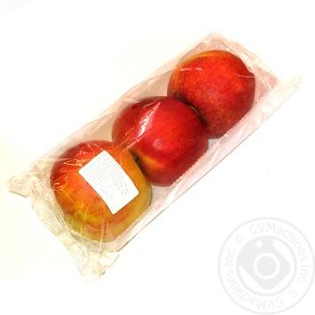 Яблуко чер.вагове фасоване Пан Овоч 3шт ваг