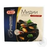 Seafood mussles Vici frozen 500g