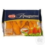 Vici Frozen Precooked Fish Sticks Crab