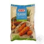 Наггетсы рыбные VICI в панировке с рисов/хлопьев 500г