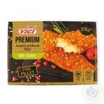 Порції рибні VICI з філе в паніровці з рисових пластівців 270г