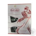 Whiskey Johnnie walker Red label 40% 700ml