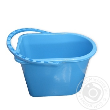 Bucket York blue for washing 14000ml