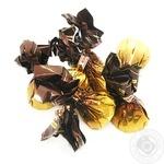 Цукерки з цільним лісовим горіхом Монблан Рошен ваг