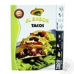 EL Sabor Dinner Taco 12pcs 335g