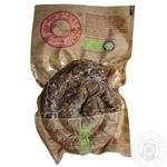 Колбаса Organic Meat Егерская из мраморной говядины органическая жаренная 1с