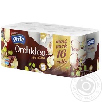 Toilet paper Grite 16pcs