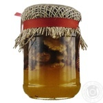 Мед з грецьким горіхом ЕКО-МедОК 320г