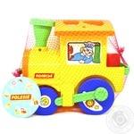 Toy locomotive Polesie