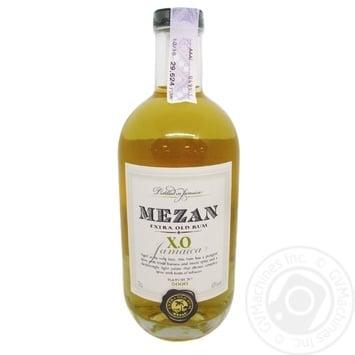 Ром Mezan Jamaican X.O. 40% 0.7л - купить, цены на Novus - фото 2