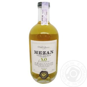 Mezan Jamaican X.O. rum 40% 0.7l - buy, prices for Novus - image 2