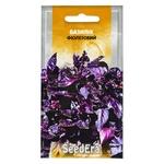 Семена Seedera Пряности Базилик фіолетовый 0,5г