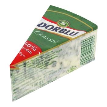 Сыр Kaserei Дорблю 50% 100г