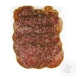 Колбаса Eggelbusch Салями Папризелла в травах cырокопченая