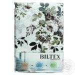 Комплект постельного белья Biltex Амелия 175х215см