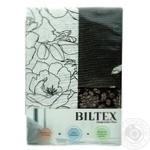 Комплект постельного белья Biltex Шабо 200х220см - купить, цены на Novus - фото 1