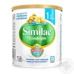 Смесь Similac Комфорт 1 для детей с коликами и запорами 375г