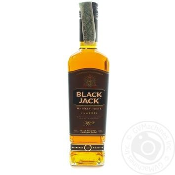 Black Jack scotch wiskey 40% 0,5l - buy, prices for Novus - image 5