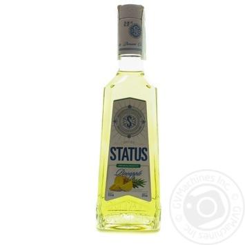 Настойка Status Pineapple 35% 0,5л - купить, цены на Novus - фото 1
