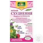 Dr.Fito Slimming Formula Superslim Herbal Tea 20pcs 1.5g