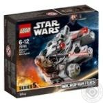 Конструктор Lego Millennium Falcon™ Microfighter (Мікровинищувач: «Сокіл Тисячоліття») 75193