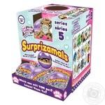 Іграшка Surprizamals S3 м'яка сюрприз в кулі в асортименті