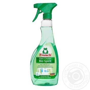 Средство для мытья стекла Frosh спиртовой 500мл - купить, цены на Novus - фото 1