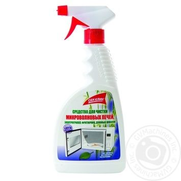 San Clean Means for Cleaning Microwave Ovens 500g - buy, prices for Novus - image 1