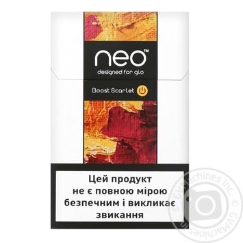 Стик Neostiks Boost Scarlet - купить, цены на Таврия В - фото 2