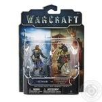 Набір іграшковий Jakks Pacific 96252 Warcraft 15,24*5,08*20,32 см Лотарі воїн Орди