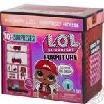 Ігровий набір з лялькою L.O.L. Surprise! Стильний інтер'єр - купити, ціни на Novus - фото 1