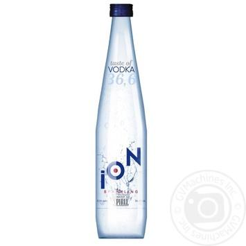 Напиток алкогольный Ion газированный 36,6% 0,5л