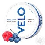 Velo Berry Frost Medium Nicotine Pads