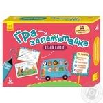 Ranok Funny Letters Board Memorable Game