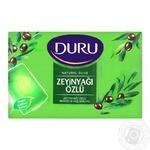 Мыло Duru Natural с экстрактом оливкового масла 150г