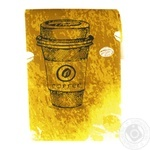 Полотенце Biltex Кофе 1 вафельное 45х60см