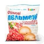 Laska Firmovi With Beef And Pork Frozen Meat Dumplings 900g
