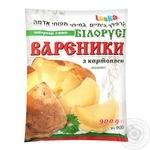 Вареники Laska с картошкой 900г