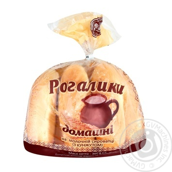 Kulynychi Homemade Whey With Sesame Bagels 360g - buy, prices for Furshet - image 1