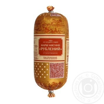 Фарш-корм для животных Рубленный 500г - купить, цены на Novus - фото 1