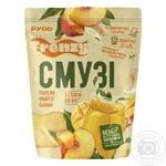 Смузі Рудь Персик-манго-банан заморожене 5х90г